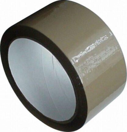 Lepící páska hnědá